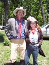 <h5>Happy Folks</h5><p>Oakwood Outlaws April 2008</p>