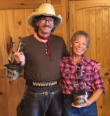 <h5>Top Lady and Man at Red River Valley Cowpokes 2018</h5>