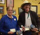 <h5>Old Fort Parker Top Shooters 2018</h5><p>Dream Chaser and Oklahoma Dee</p>